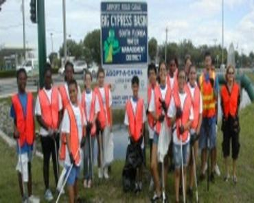 Canal Clean-up