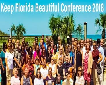 Keep Florida Beautiful June 2018 Conference